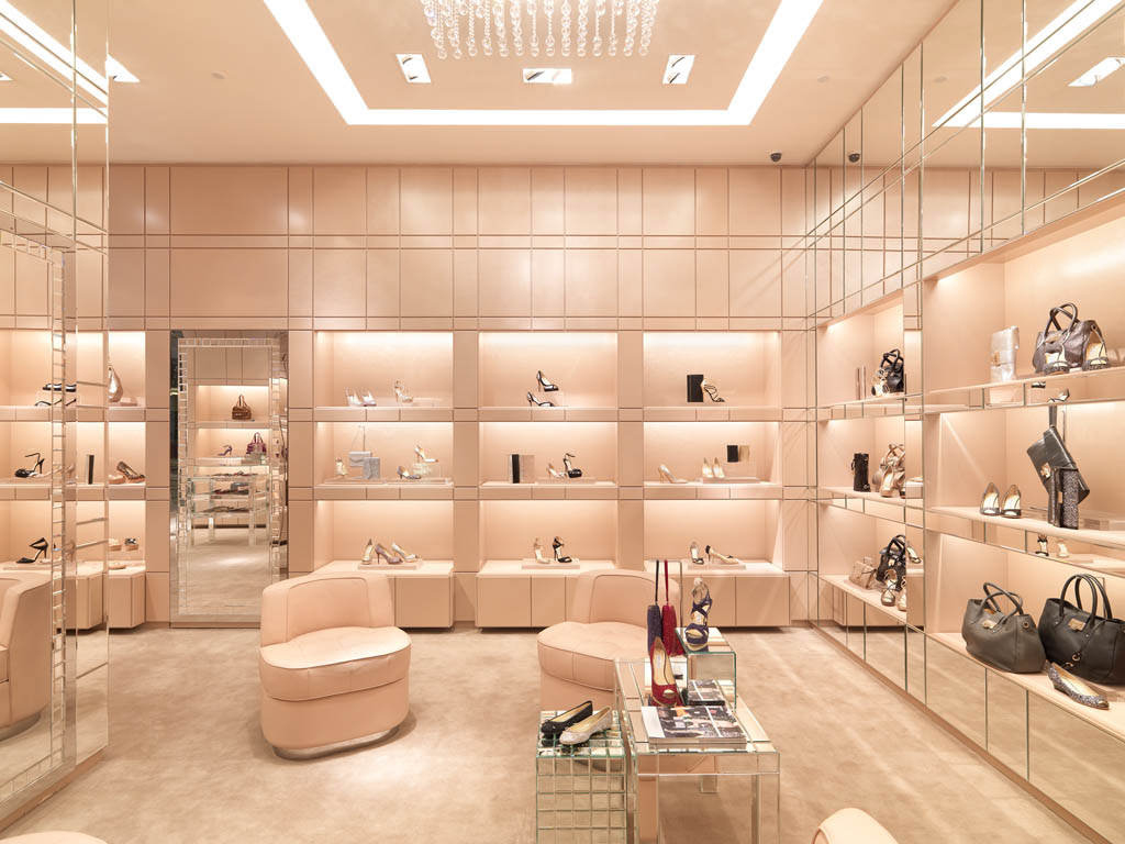 Jimmy Choo Luxury shoes for Women - Store view 5
