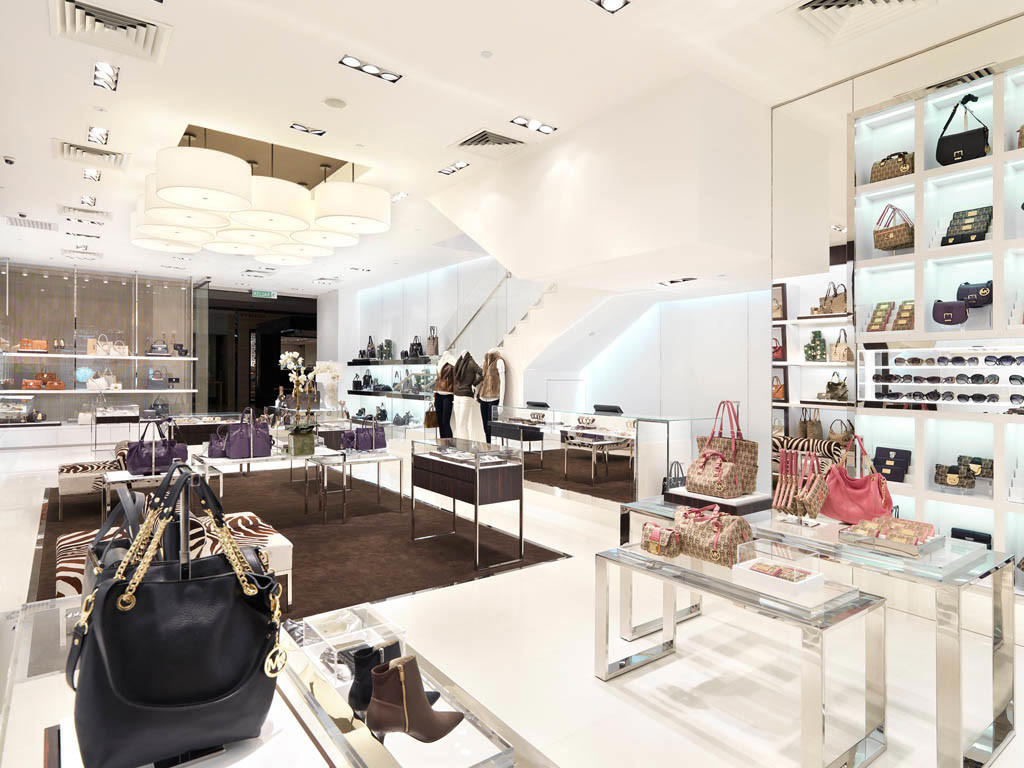 Michael Kors Bags and Purses at exclusive store
