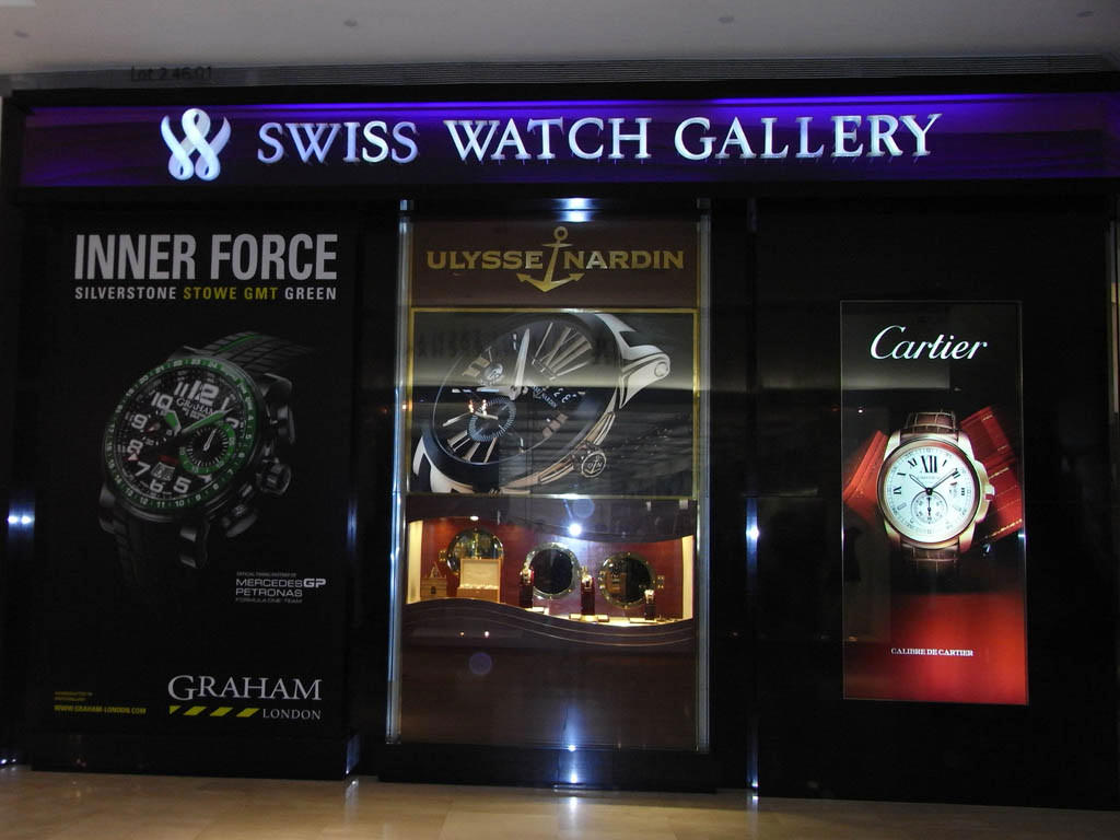 Swiss Luxury Watch Makers