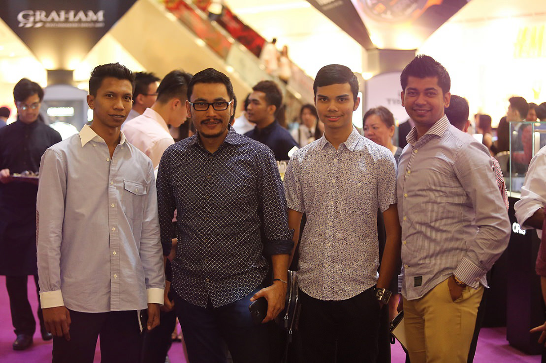 (L-R) Mr. Faizuli, Mr. Aznir, Mr. Shahrazeen, Mr. Awish_03
