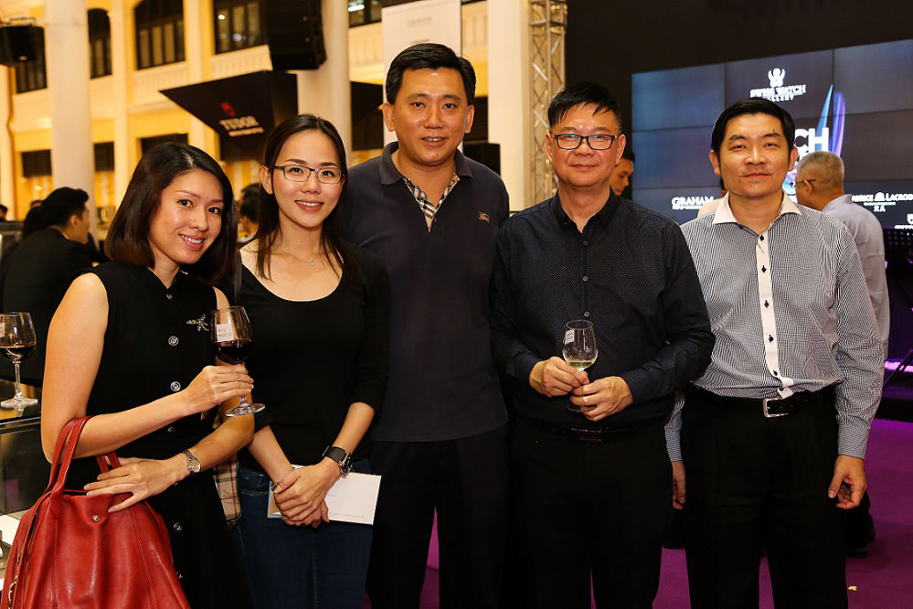 (L-R) Ms. Ida Lee, Ms. Cynthia, Mr. CM Tan, Mr. KL Saw, Mr. Louis Lee_03
