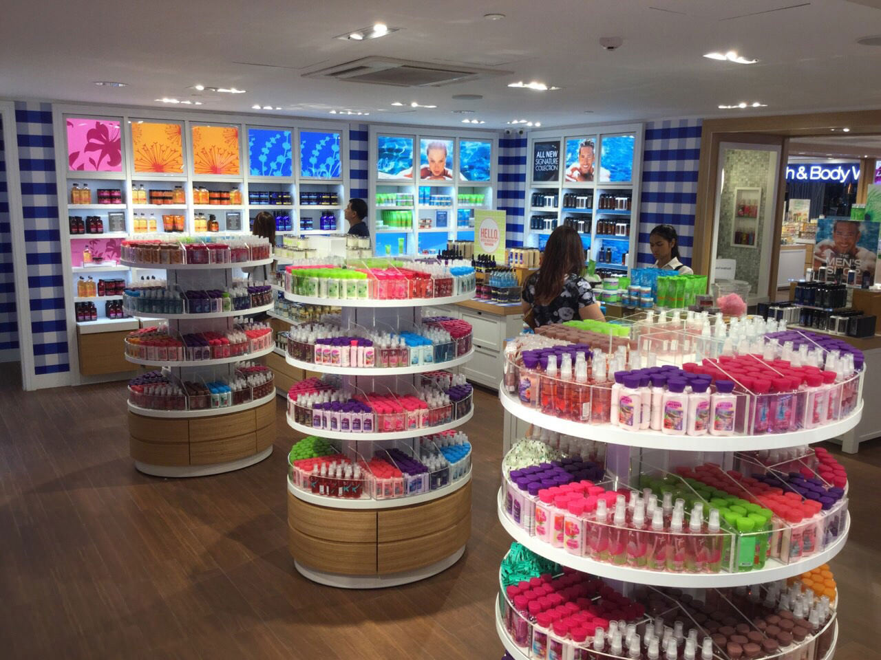 Bath body works announces store opening in thailand for Bathroom body works