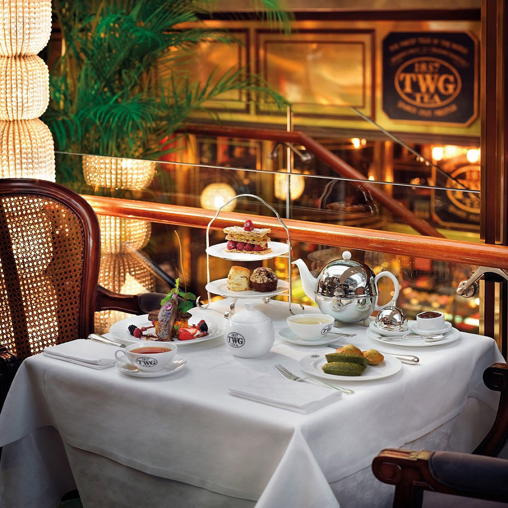 TWG Tea Ambassador Brunch Set