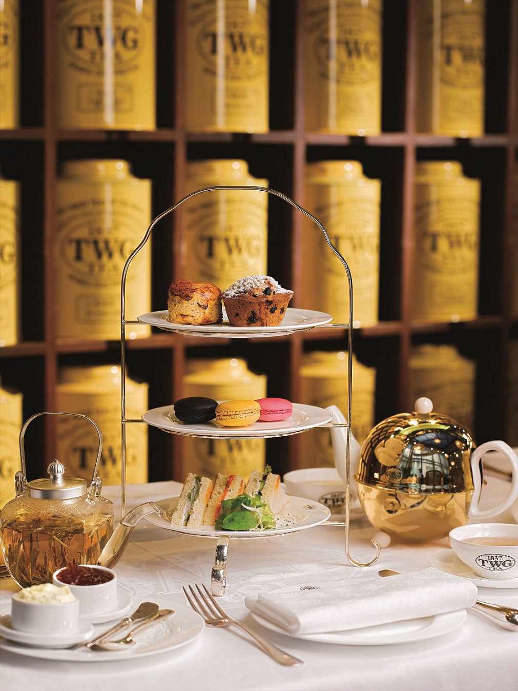 TWG Tea Celebration Tea Set