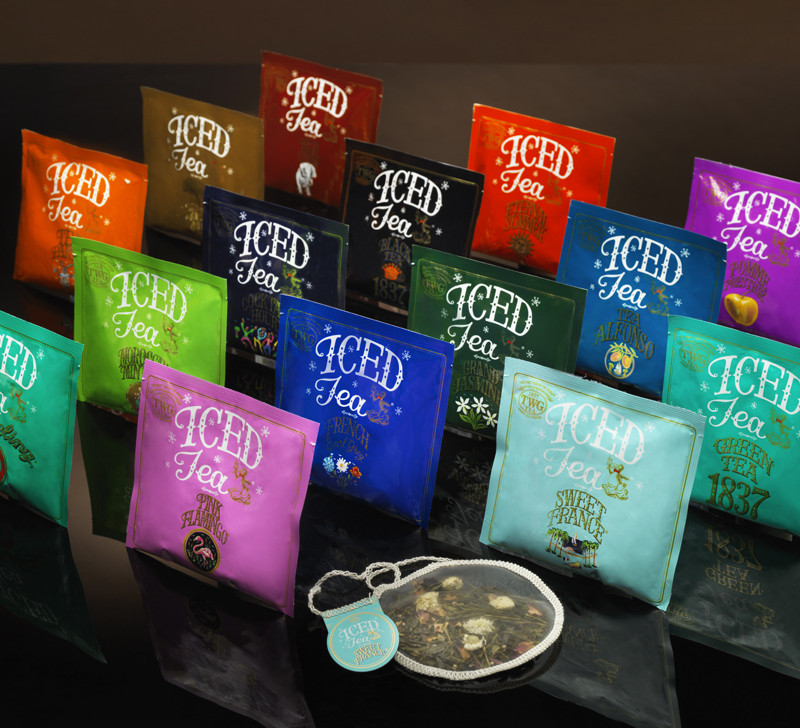 TWG Tea Iced Teabags Collection