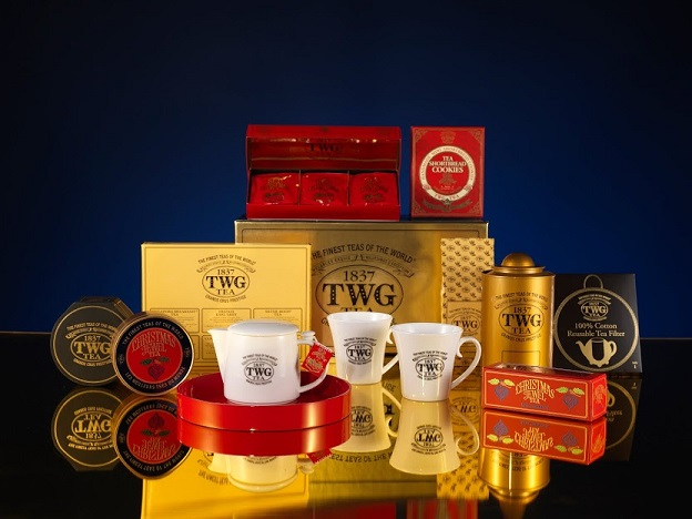 TWG Tea Christmas Hamper