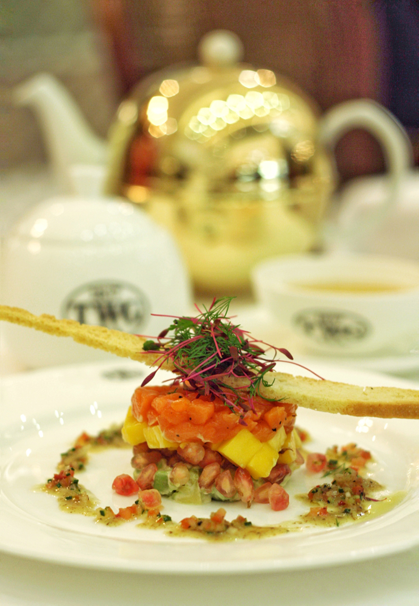 Cured Salmon Timbale2