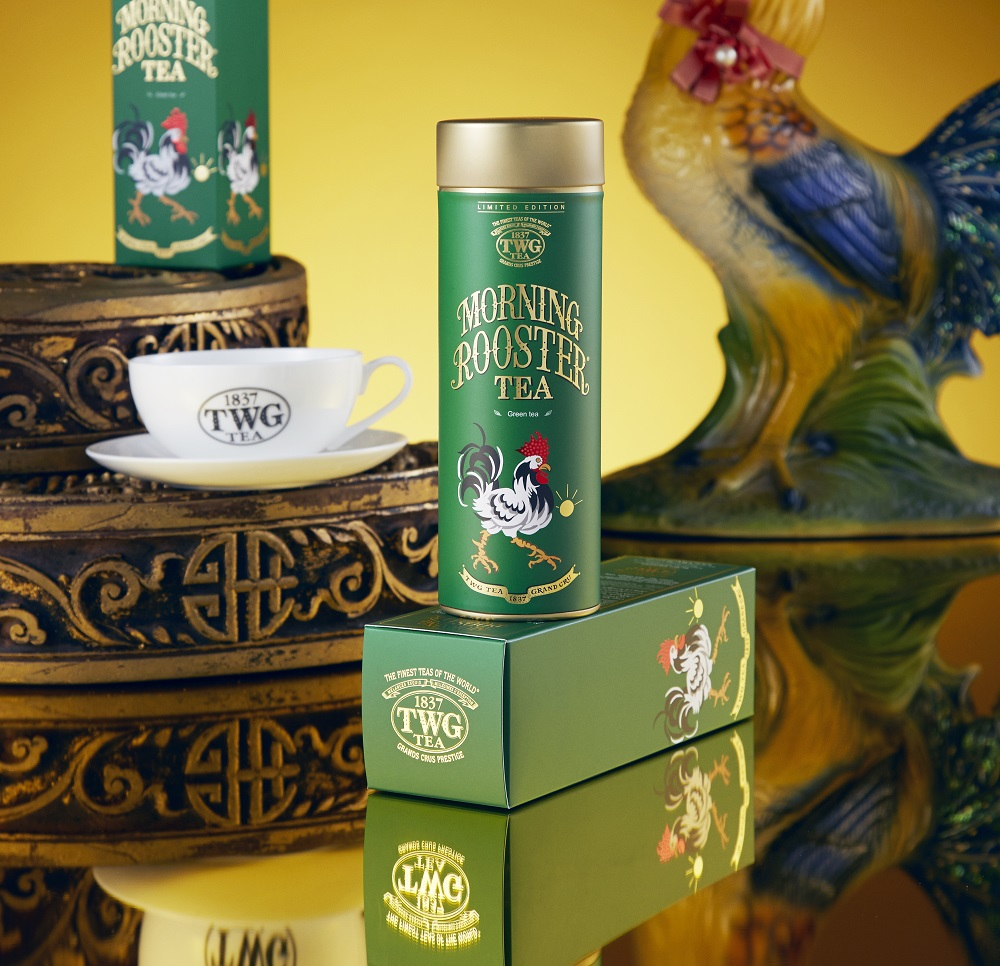 Twg Tea Awakens The New Year With Morning Rooster Tea