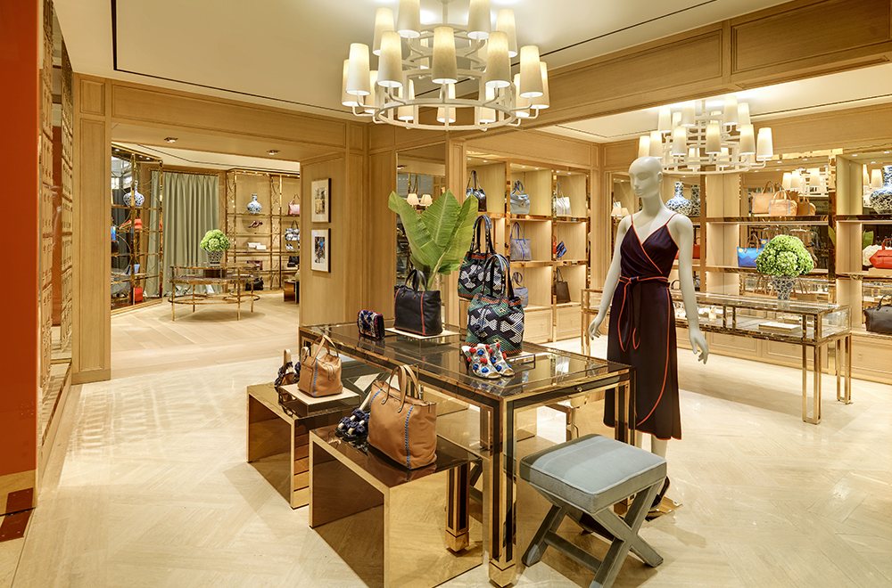 Tory Burch - Suria KLCC_Interior1-EDIT