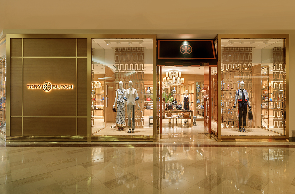 Tory Burch Opens New Boutique In Kuala Lumpur At Suria Klcc