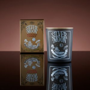 Silver Moon Tea Scented Candle (2)
