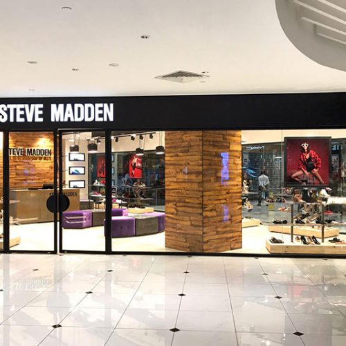 Steve Madden Opens At Takashimaya Shopping Centre, Singapore