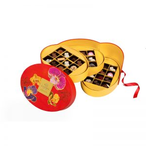 Chinese New Year Assorted Chocolate Luxury Gift Box 36pcs._open box-EDIT