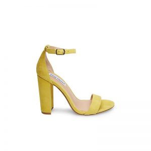 3.STEVEMADDEN-DRESS_CARRSON_YELLOW-SUEDE_SIDE