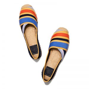 TB Maisie Espadrille 46770 in Perfect Navy-Multi (2)