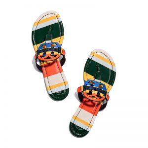 TB Miller Sandal 40173 in Balloon Stripe (2)