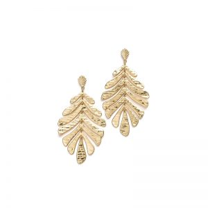 A New Leaf Statement Earrings
