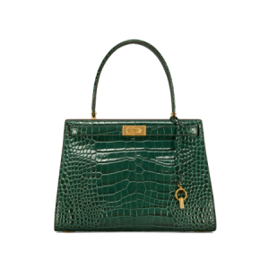 TB Lee Radziwill Embossed Satchel in Norwood 50770