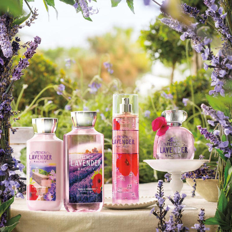 Bath body works valiram group for Where are bath and body works products made