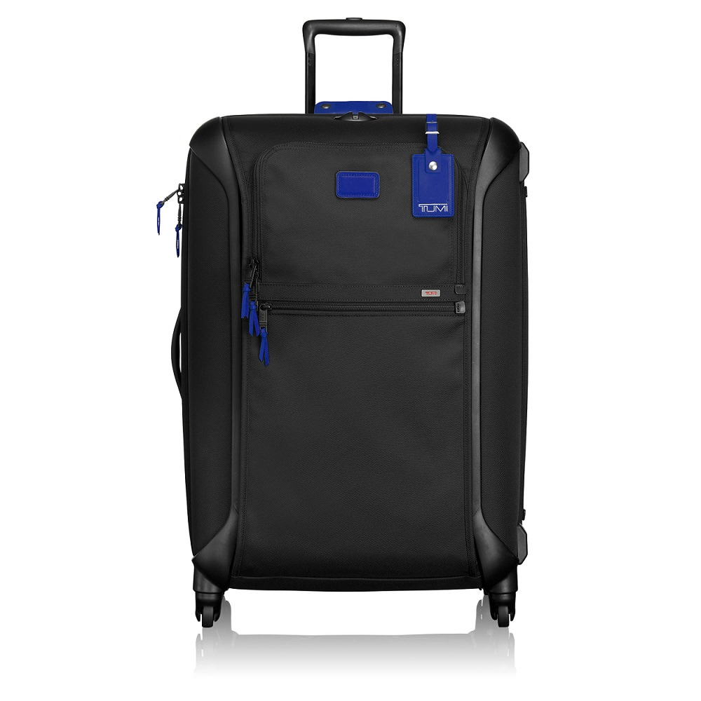 Travel the World with Luggage By Tumi