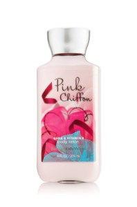 Pink Chiffon Lotion