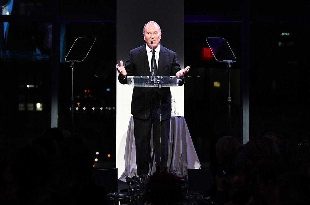 10th Annual Golden Heart Awards Dinner _ Michael Kors