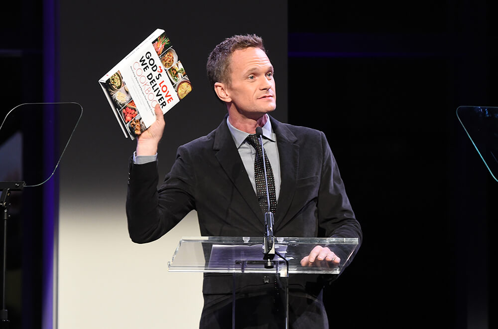 10th Annual Golden Heart Awards Dinner _Neil Patrick Harris