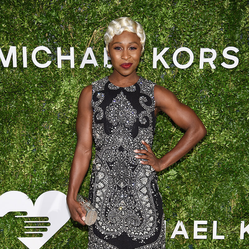 10th Annual Golden Heart Awards Dinner _Cynthia Erivo