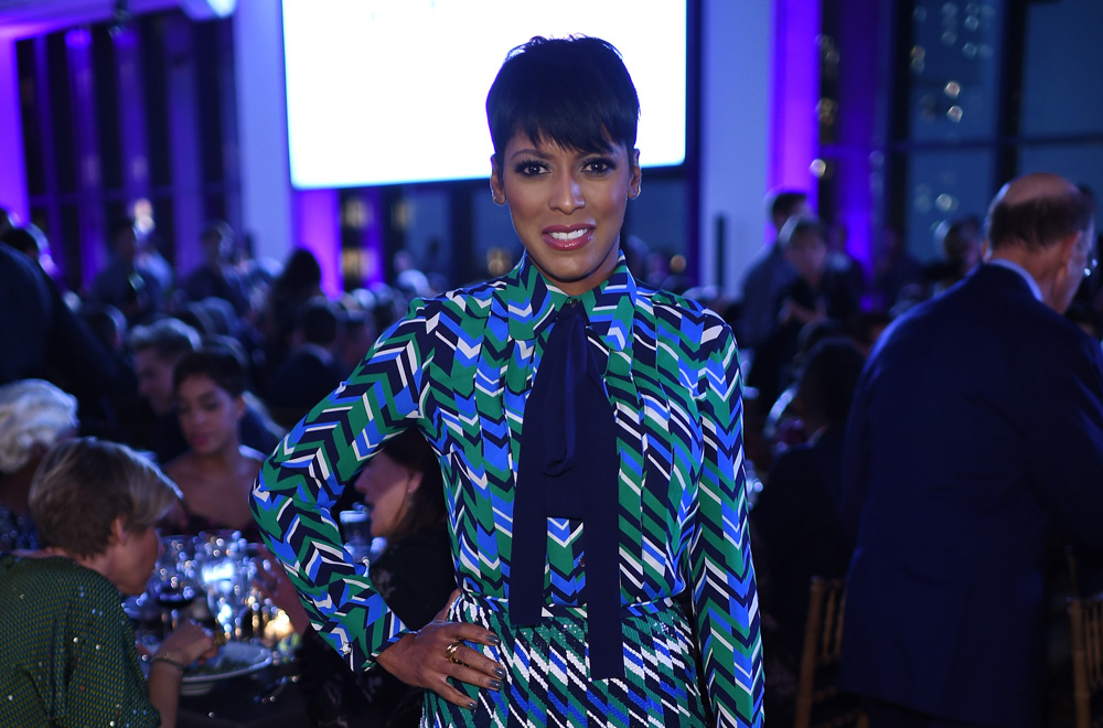 10th Annual Golden Heart Awards Dinner _Tamron Hall