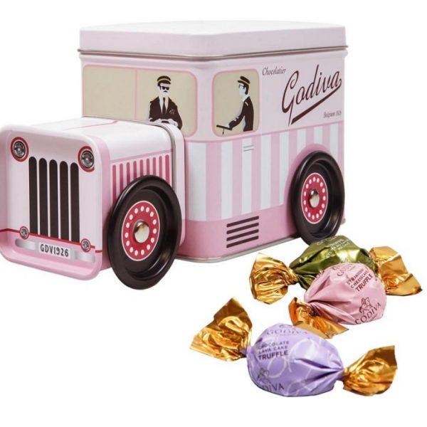Pink Van_With Chocs