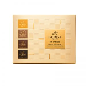 Chocolate Carré Collection All Assorted 24pcs.