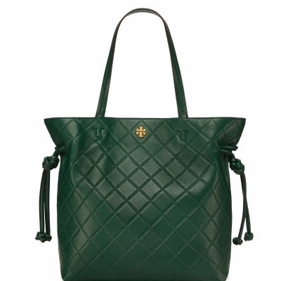 TB Georgia Slouchy Tote 39747 in Malachite