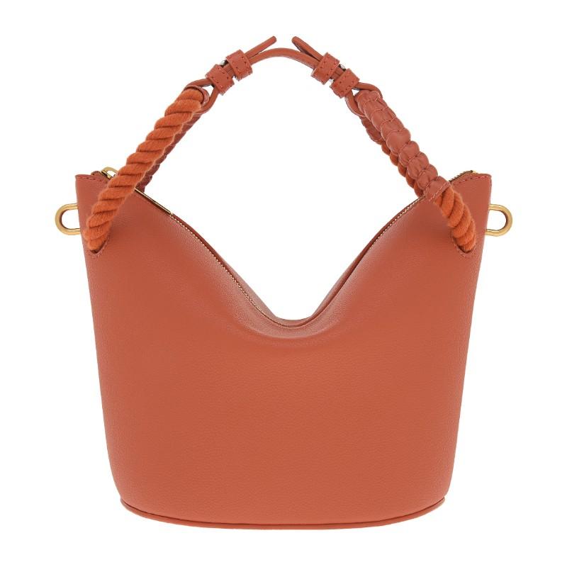 6a5b40cde284 Charles   Keith – Rope Handle Handbag
