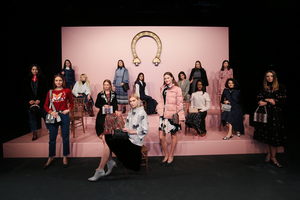 4d38337d532 Kate Spade New York Fall 2018 Collection Presentation