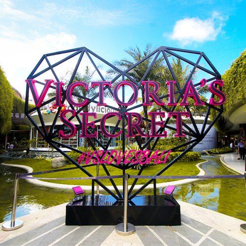 13a70cd8e62 Victoria s Secret Opened at Beachwalk Shopping Center Bali