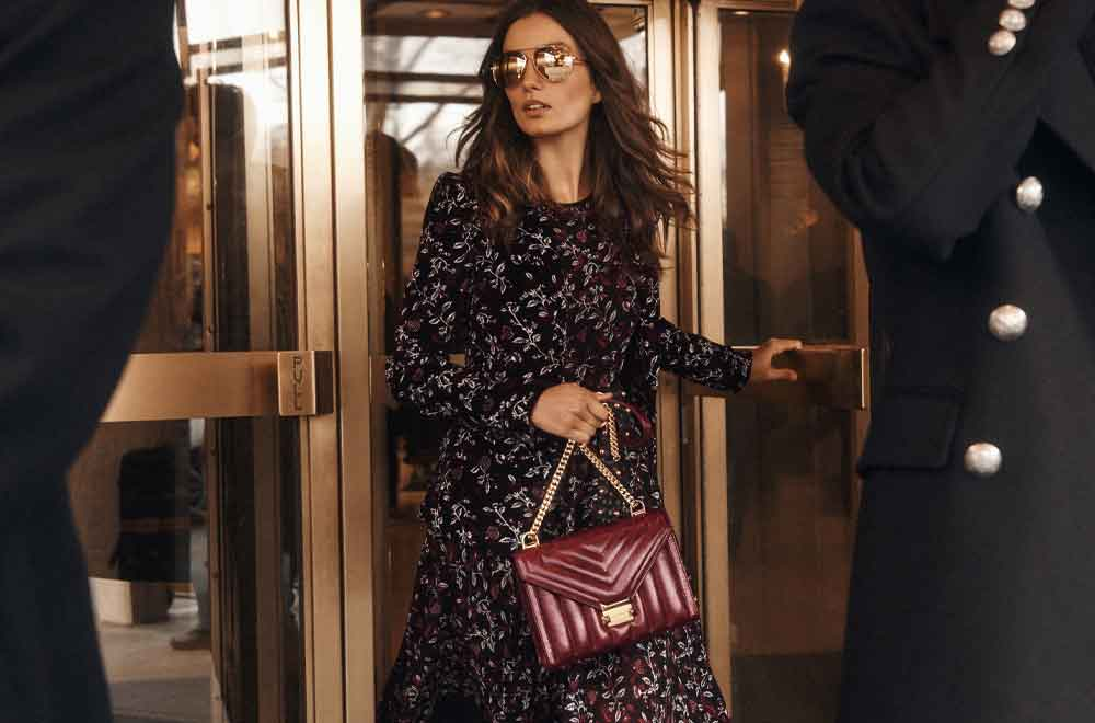 Michael Kors Fall 2020 Whitney Collection