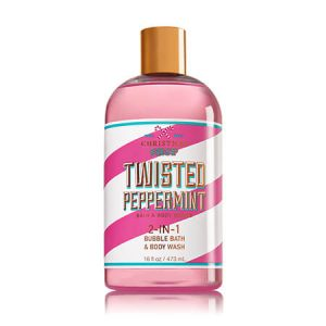 TWISTED PEPPERMINT Shimmer Fizz Body Lotion