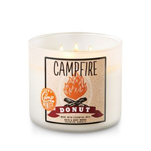 campfire donut