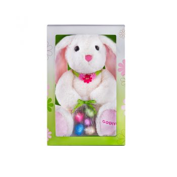 Bunny with Chocolate Easter Eggs 5pcs_1