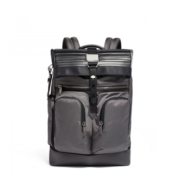 London Roll-Top Backpack 1