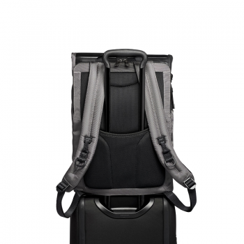 London Roll-Top Backpack 3