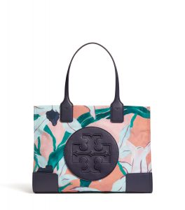 TB Ella Printed Mini Tote 56374 in Pink Desert Bloom