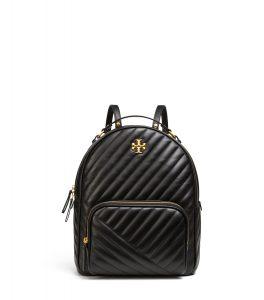 TB Kira Chevron Zip-Around Backpack 55220 in Black
