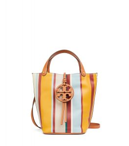 TB Miller Stripe Bucket Bag 56378 in Miller Stripe