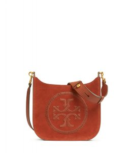 TB Ella Whipstitch Flat Cross-Body 55158 in Kola