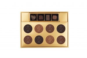 Mid Autumn Chocolate Mooncake Gift Box 12pcs_1