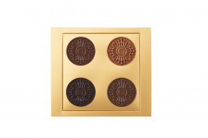 Mid Autumn Chocolate Mooncake Gift Box 4pcs_1