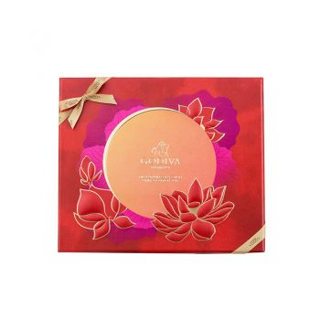 Mid Autumn Chocolate Mooncake Gift Box 8pcs