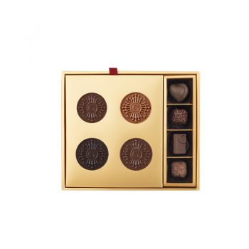 Mid Autumn Chocolate Mooncake Gift Box 8pcs_1