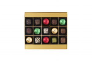 Holiday Chocolate Truffle Gift Box 15pcs_2 (1)